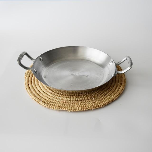 モロッコ アルミ パン 手付きS 20cm