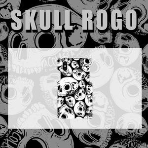 skull rogo case マットタイプ(ツヤなし)