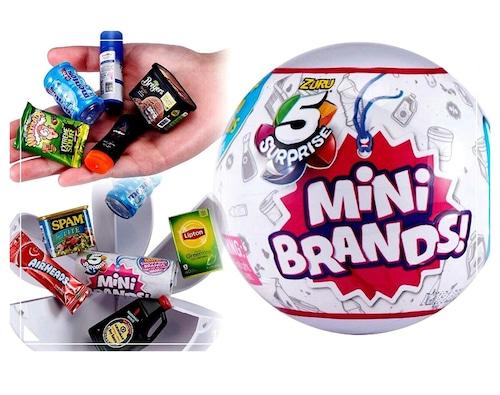 Mini Brands 5 Surprise