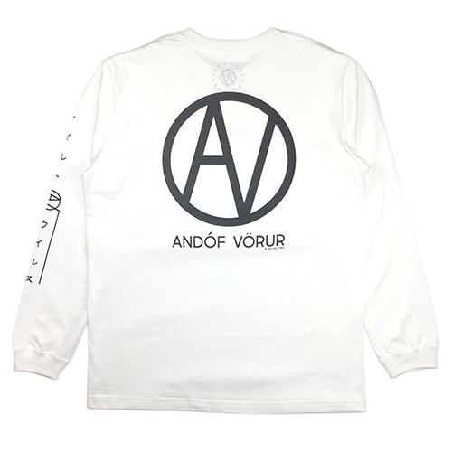 AV「 Logo Type II 」LST WH