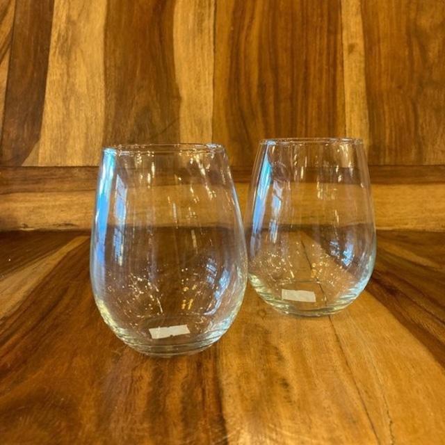 Libbey(リビー) ステムレス ホワイトワイングラス 348ml