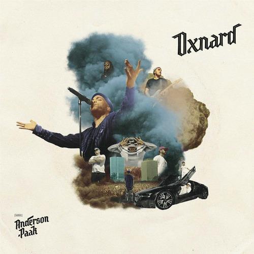 【CD】Anderson .Paak - Oxnard