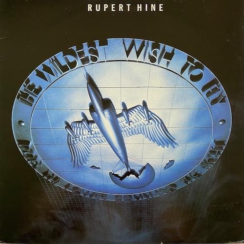 【LP・米盤】Rupert Hine / The Wildest Wish To Fly
