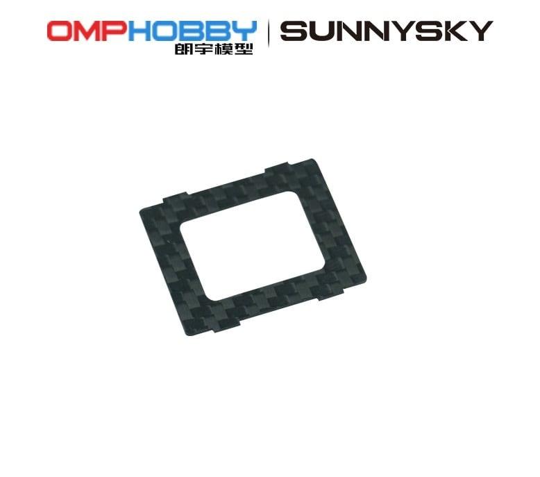 ◆OSHM2112  M2 V2&EXP  カーボンフレーム底板(ネオヘリでM2購入者のみ購入可)