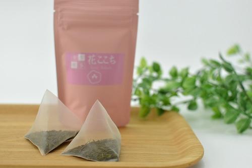 花ここち ティーバッグ10個/袋   【香り緑茶/牧之原産】