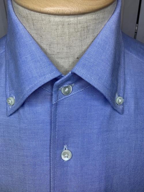 シャツ(単品)Mサイズ、ボタンダウン オックスフォード