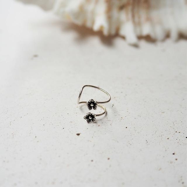 SIlver Ear-cuff Pierced Earring《SILVER925》18380205 S4