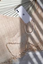 HLT Chain Strap iPhone Case - pearl