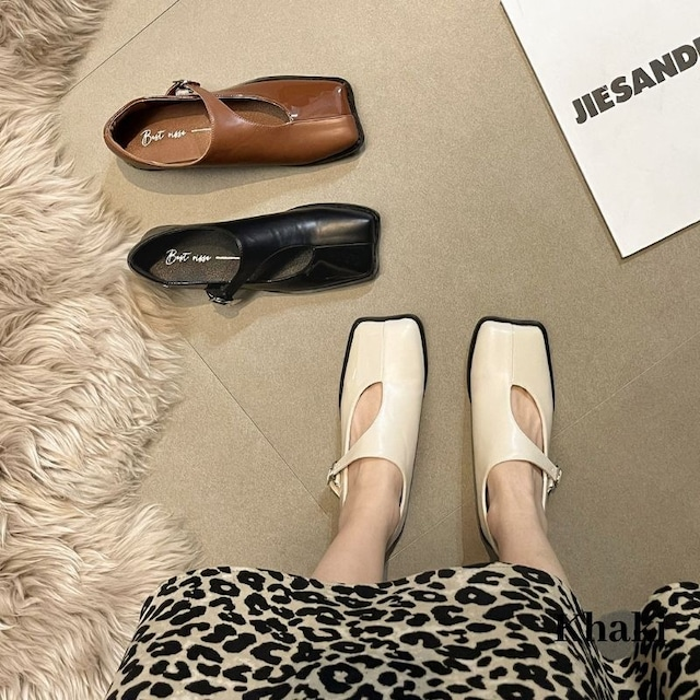 Design flat shoes KRE1018