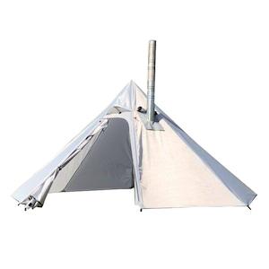 ピラミッドテント【アウターA】《3C》A107-4