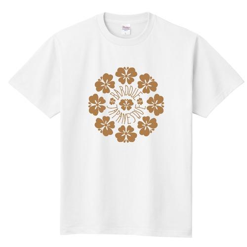 桜蝶九曜紋 ロゴT ユニセックスTシャツ Unisex T-Shirt