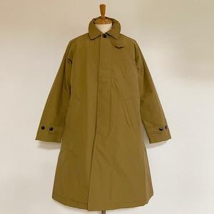 Teflon 60/40 Cloth Thermolite Soutien Collar Coat Camel