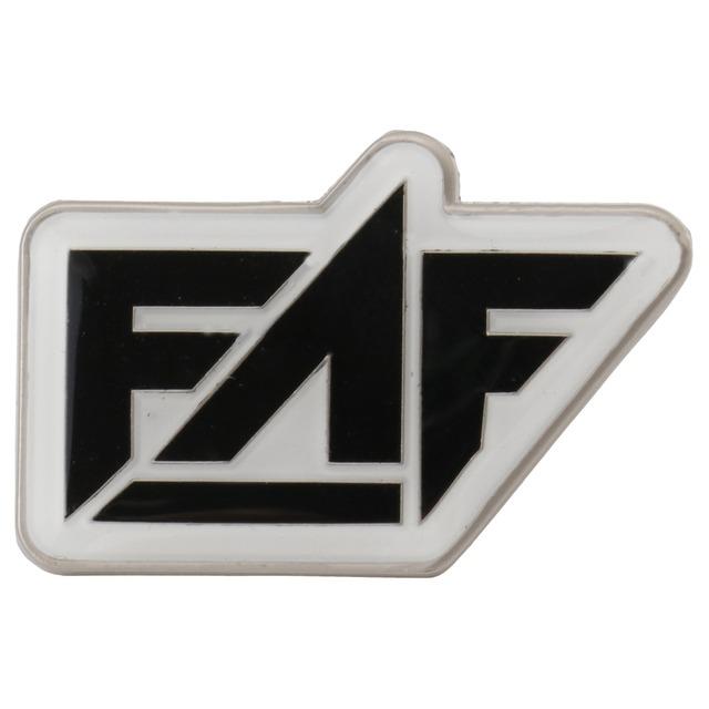 FAF Logo Pin - メイン画像