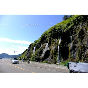 黄金海岸フンベの滝