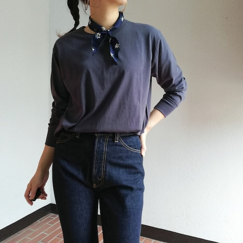 Luv our days (Swiss Cotton Long-tee)