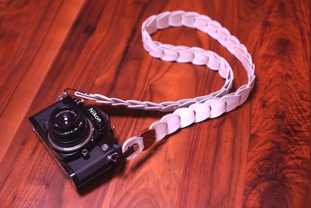 folklole mini / Multi Color【ウロコのようなカメラストラップ】