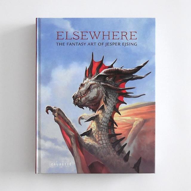 イラスト集「Elsewhere」イラストレーターJesper EJSING(ジェスパー・ユージン)