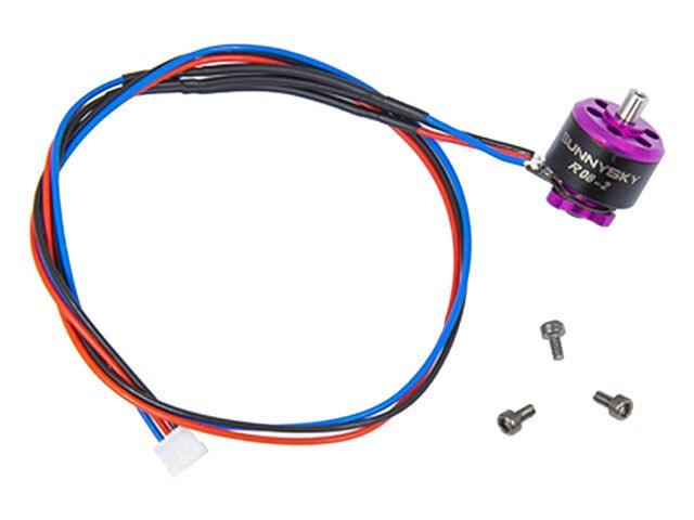 ◆M1ブラシレステールモーター・パープル OSHM1030 (ネオヘリでM1購入者のみ購入可)