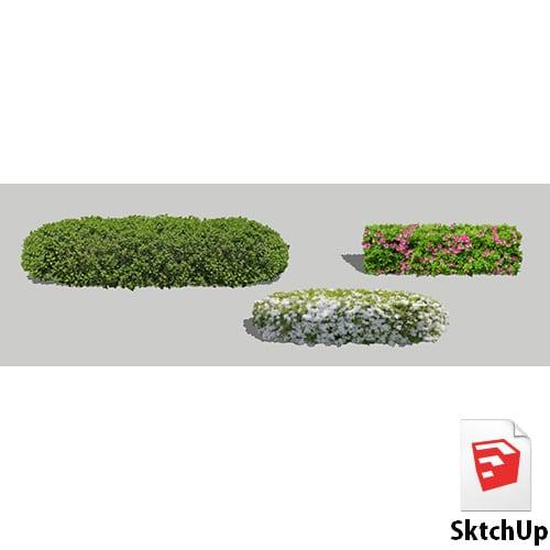 樹木SketchUp 4t_015 - 画像1