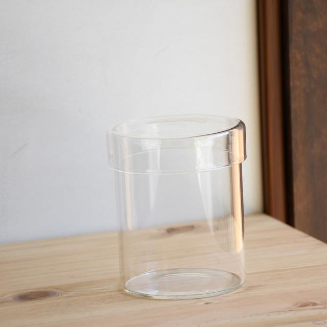 【ガラス容器】シリンダーM(直径88xh103mm)◆高さのあるコケの植え付けに