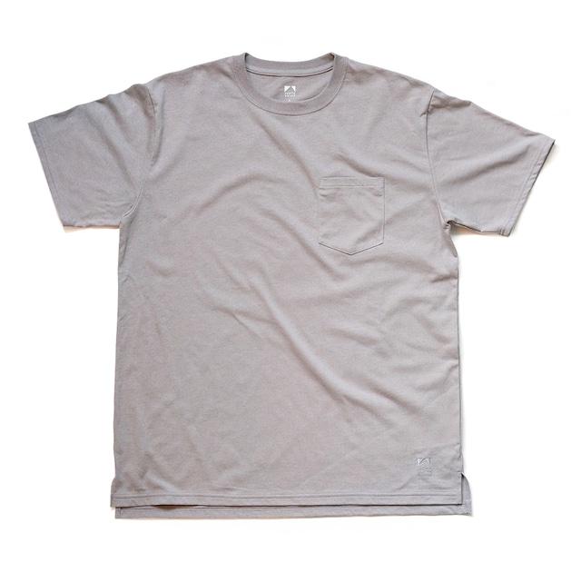 MT Cotton T-shirt [Plum Grey]