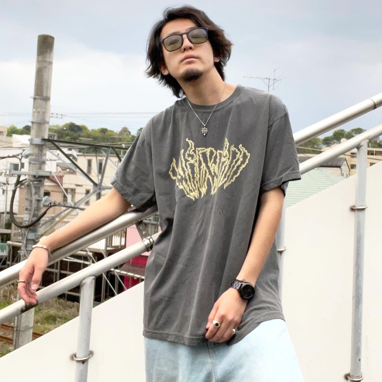 【WillxWill × Musollon】スペシャルコラボレーション Logo T-shirts Sumi