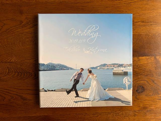 Cirtificate of Mariage <3面アルバム+結婚誓約書(英語表記)>