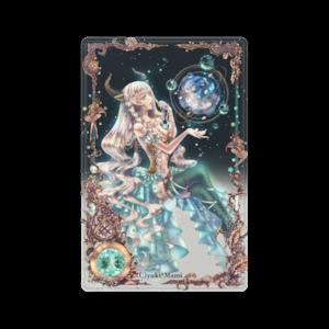 オリジナル名刺入れ【星之物語-Star Story- 牡牛座-Taurus-】 / yuki*Mami