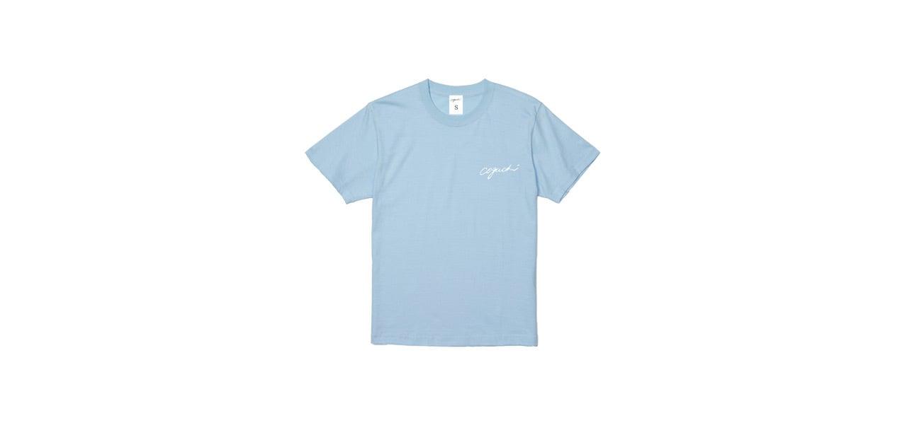 coguchi 1991 back logo T-shirts (LBL)