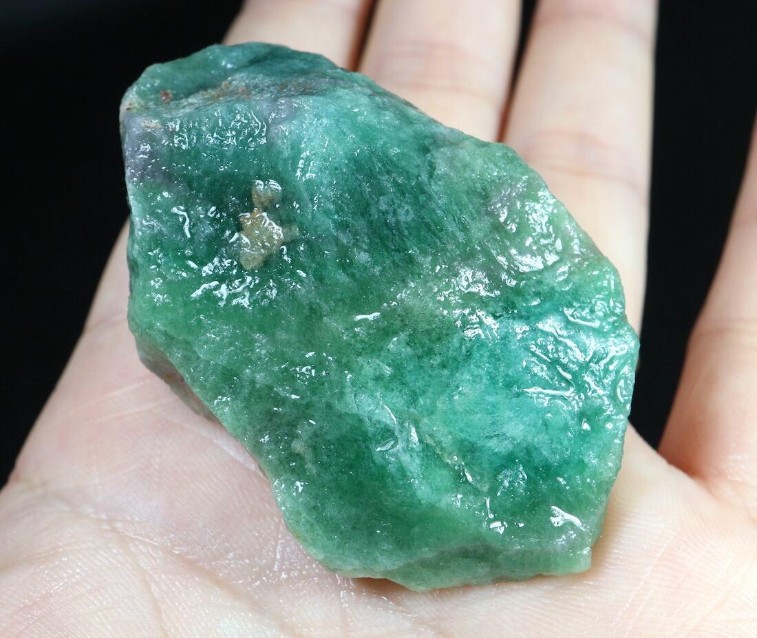 自主採掘!カリフォルニア産 フローライト 蛍石 原石 77g  FL057 鉱物 天然石 パワーストーン