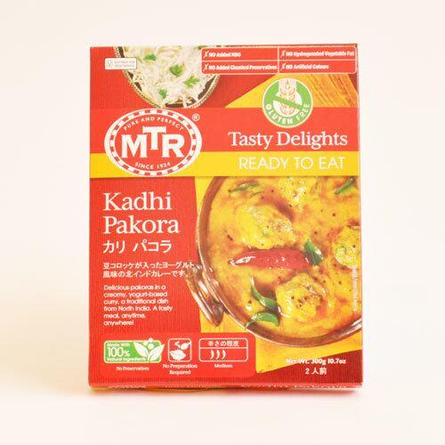 MTR READY TO EAT CURRY Kadhi Pakora