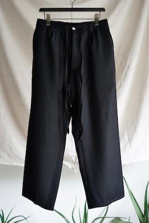 Vincent Jalbert - Flannel Work Pants (black)