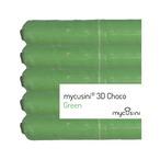 mycusini 3Dチョコ グリーン 5本入