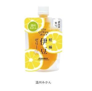 伊豆柑橘ゼリー 温州みかん