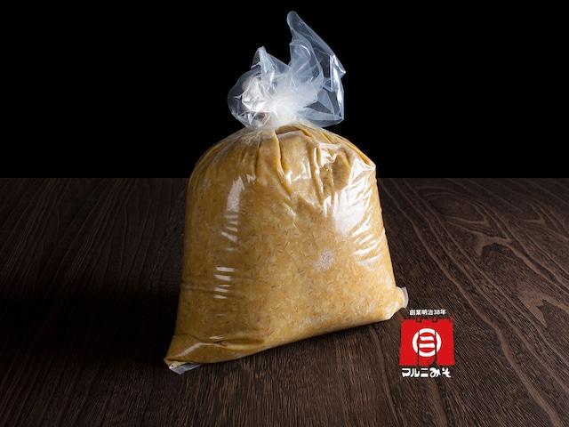 マルニ麦麹生みそ 3kg