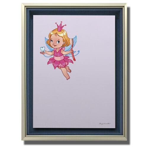 Fairy キャンバスプリント(B3サイズ)・立体額入り