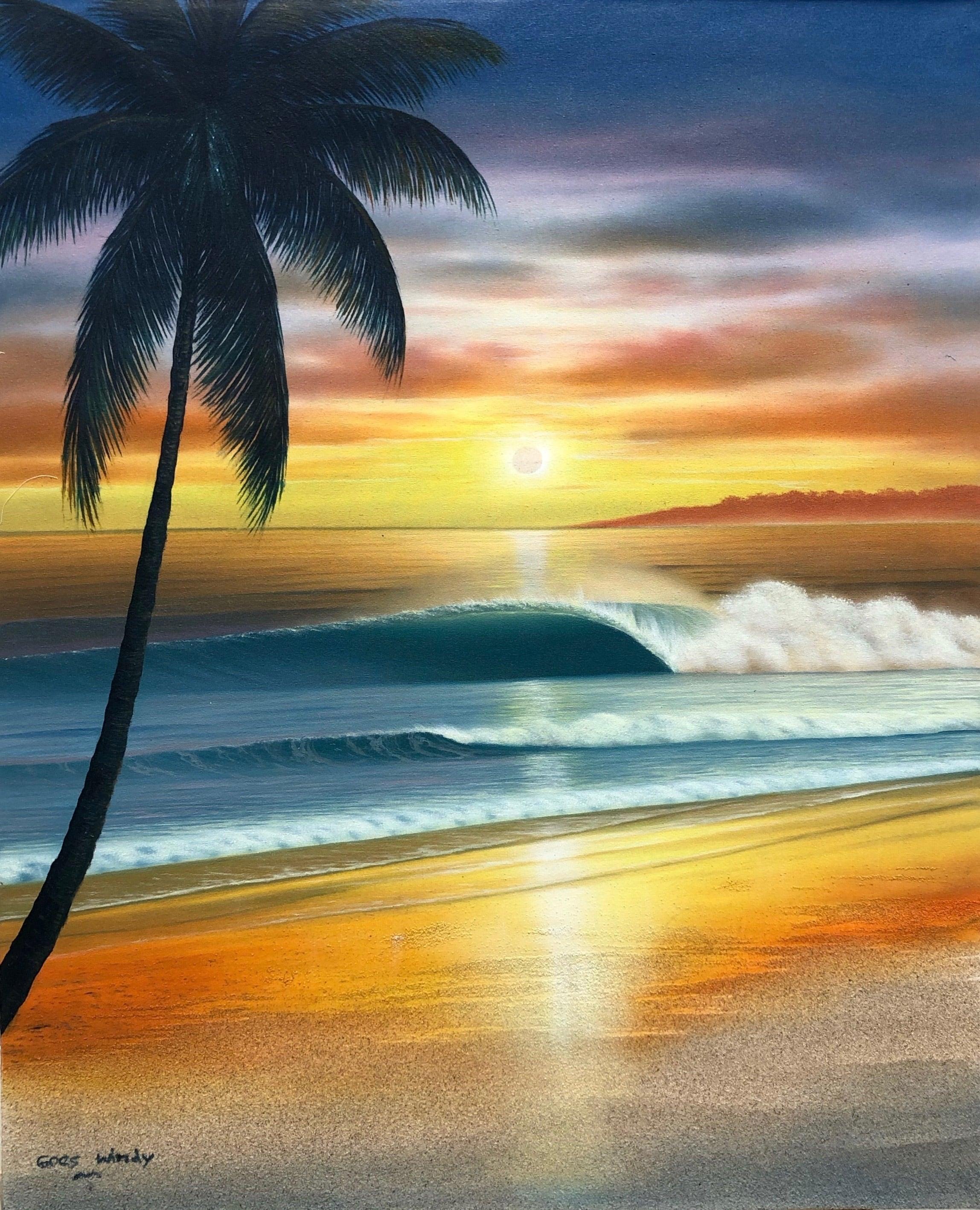 (商談中)Dreamland Wave Art F15 With Real Sand