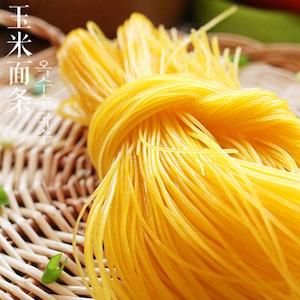 【常温便】玉米面条(トウモロコシの麺)