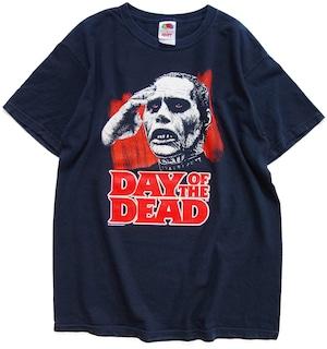 00年代 死霊のえじき 映画 Tシャツ 【M】 | ロメロ ゾンビ DAY OF THE DEAD ホラー ヴィンテージ 古着