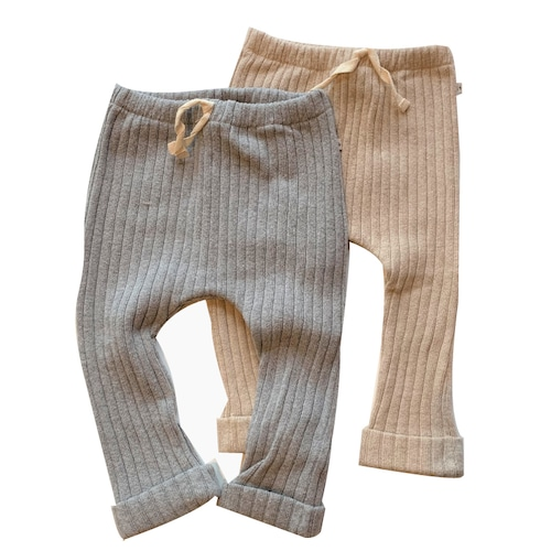 1+in the family GEROME Rib Pants
