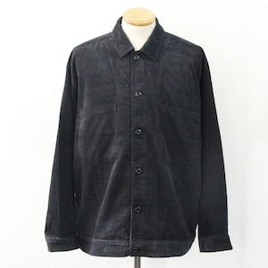 【OBEY】MARQUEE SHIRT JACKET (BLACK)