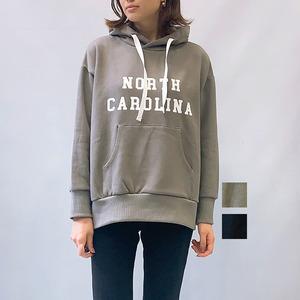 siro de labonte(シロ デ ラボンテ) CENTRAL BRUSH SWEAT(裏起毛)print hoodie 2021秋物新作 [送料無料]