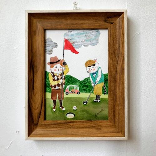 七條初江「Golf」