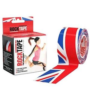 ロックテープ-スタンダード-UKフラッグ / ROCKTAPE 5cm*5m  standard Uk Flag
