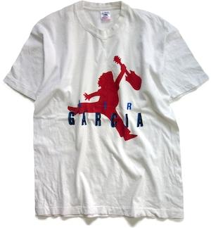 90年代 Tシャツ ″AIR GARCIA″ 【L】 |ジェリーガルシア ジャンプマン アメリカ ヴィンテージ 古着