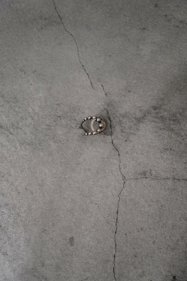 "Addiction silver 925 design ring ""bowl"""