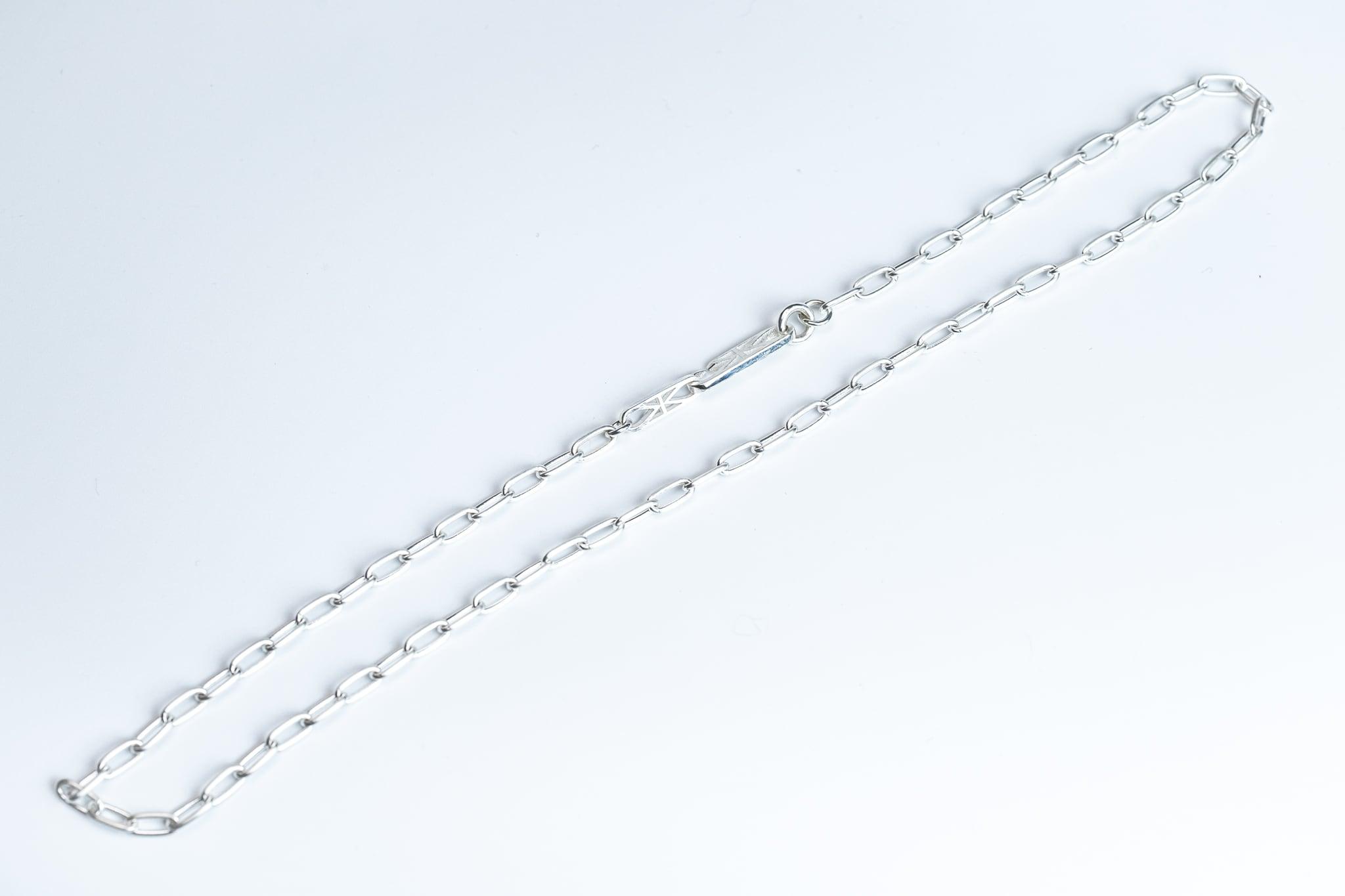 C-024 Mebiusu long cirle chain M  50cm