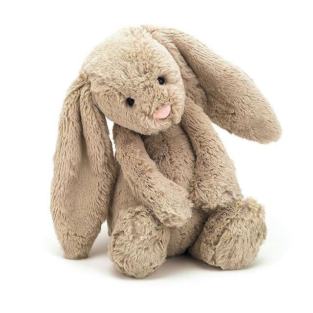 Bashful Beige Bunny Small_BASS6B