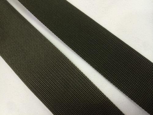 ナイロンテープ 高密度織 50mm幅 1mm厚 カラー(黒以外) 5m