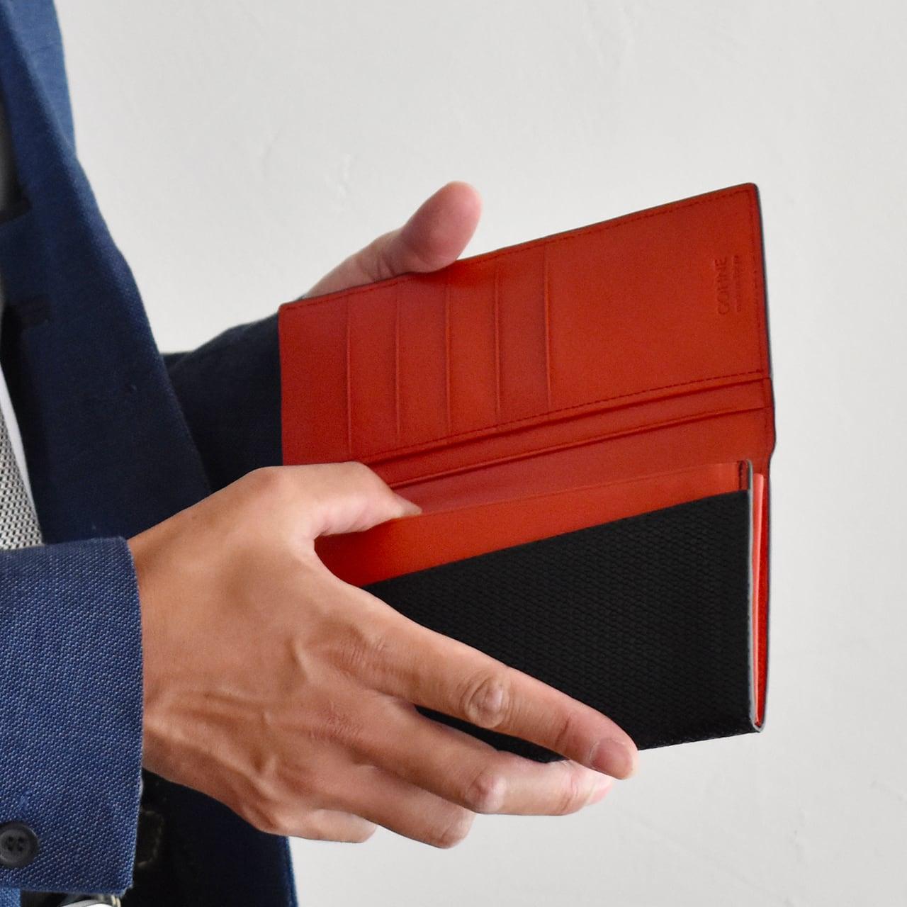 [イタリアン バケッタレザー] 長財布 M1102-19A 全4カラー